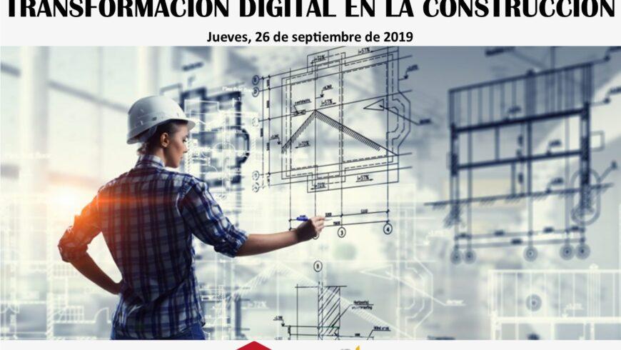 TRANSFORMACIÓN DIGITAL EN LA CONSTRUCCIÓN