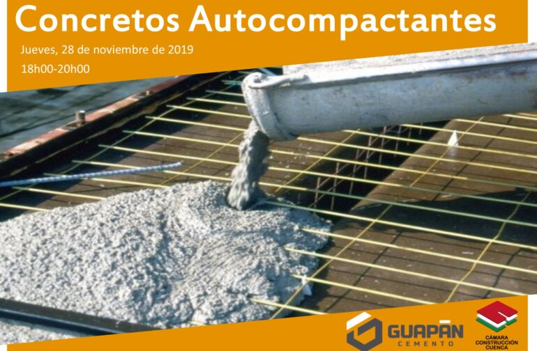 CONCRETOS AUTOCOMPACTANTES