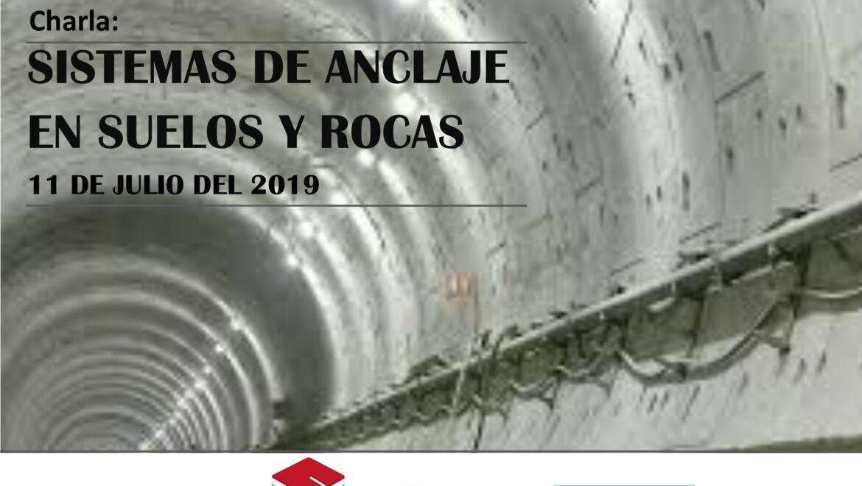 SISTEMAS DE ANCLAJE EN SUELOS Y ROCAS