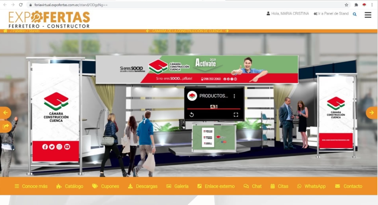 Feria Virtual