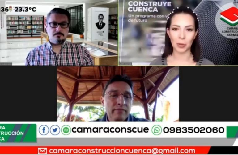 Diálogo con miembros de la Comisión Ríos de Cuenca