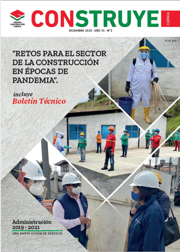 Nueva edición de la revista Construye Cuenca
